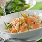 Ricetta classica: pasta al salmone