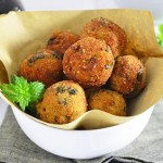 Ricette vegetariane: polpette di melanzane