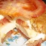 Ricetta: mozzarella caprese fritta