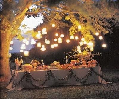 Apparecchiare la tavola: come allestire un buffet ...