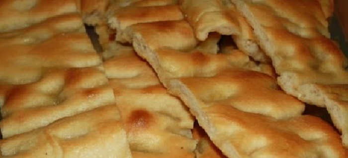 Snack: focaccia uruguaiana come aperitivo di San Valentino
