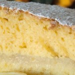 Dolci: torta al limone light