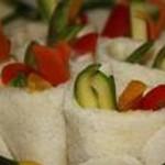 Snack: Tronchetti di pane al tonno