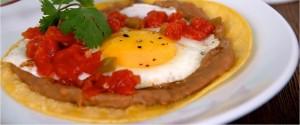 Ricetta messicana: huevos rancheros