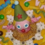 Dolci: torta di Carnevale