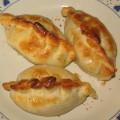 Ricette etniche: piroger, i fagottini russi