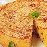 La ricetta della torta di patate