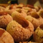 La ricetta degli amaretti, i biscotti alle mandorle