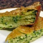 La ricetta della torta salata di zucchine