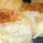 Secondo piatto vegetariano: polpette di cavolfiore