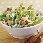 Piatto unico: Caesar salad