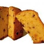 Dessert: semifreddo al panettone