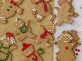 Segnaposto pan di zenzero Natale