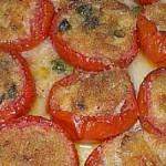 Secondo piatto: Pomodori al forno per San Valentino