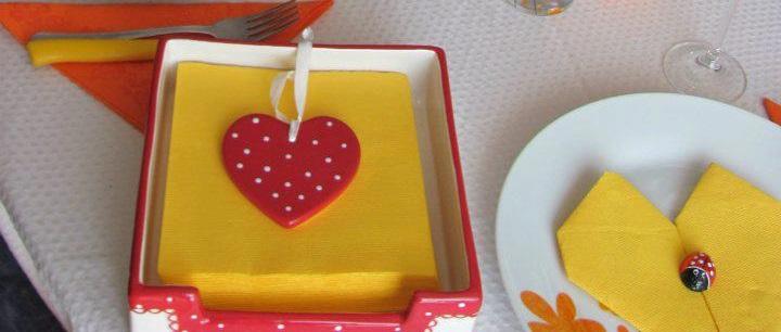 Decorazioni a Tavola: apparecchiare la tavola per la festa del Papà