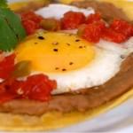 Ricette etniche: huevos rancheros
