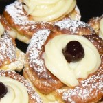 Dolci San Giuseppe: Zeppole fritte