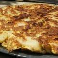 Piatto etnico: omelette di granchio